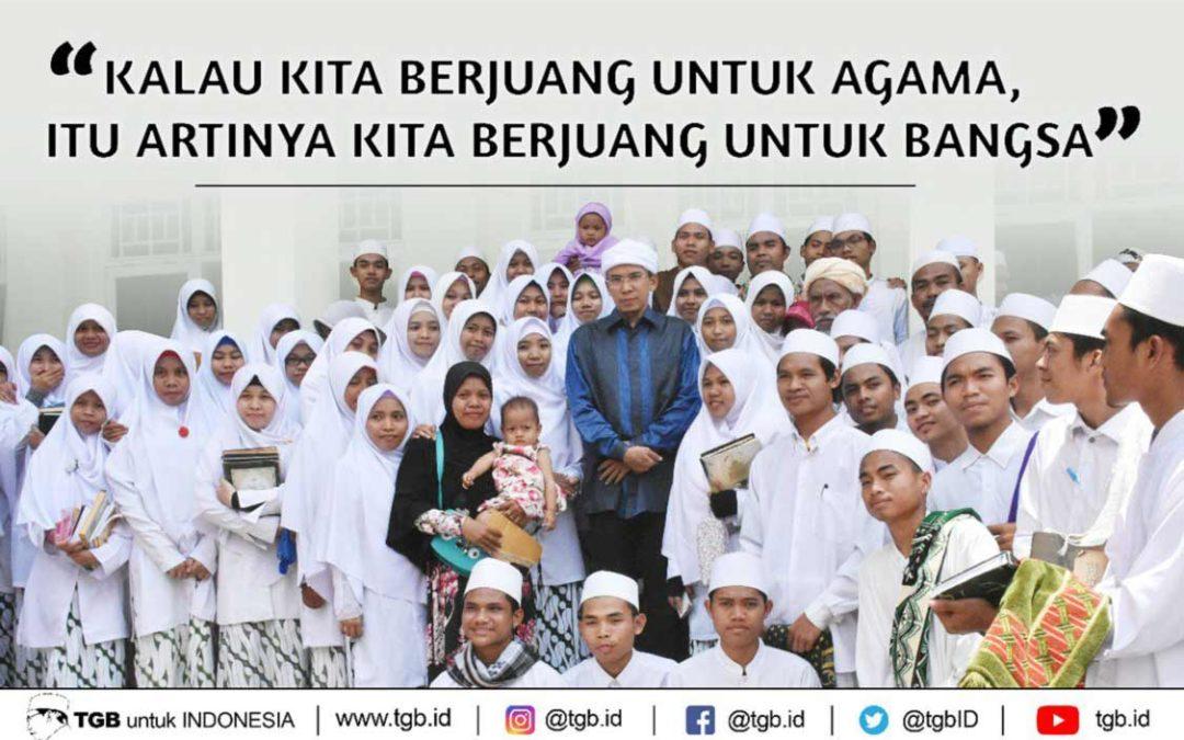 Kumpulan Quotes Tuan Guru Bajang