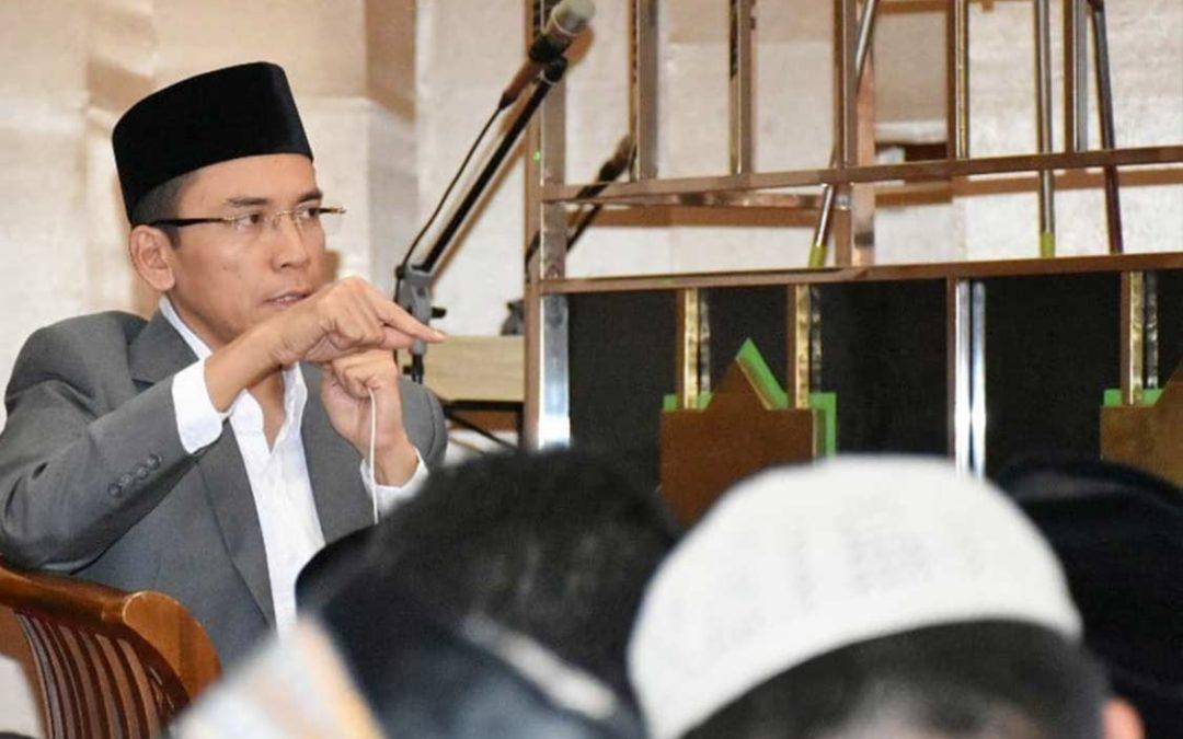 Hikmah Membaca Al-Qur'an, Tuan Guru Bajang