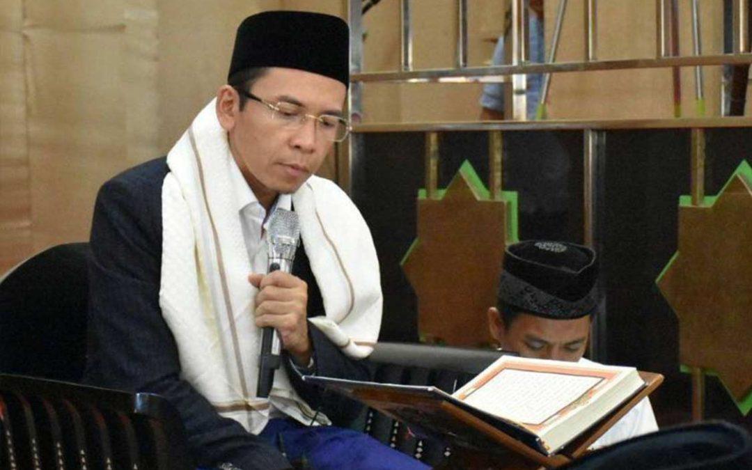 TGB, Diantara Para Penjaga Al-Qur'an