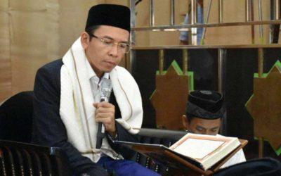 Kajian Tuan Guru Bajang, Mencintai Al-Qur'an