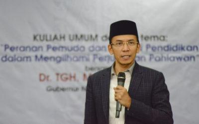 Bisakah TGB Jadi Lawan Berat Jokowi?