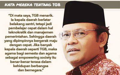 Kata Mereka Tentang TGB
