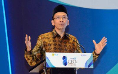 Tuan Guru Bajang Membangun Indonesia dari Pinggiran